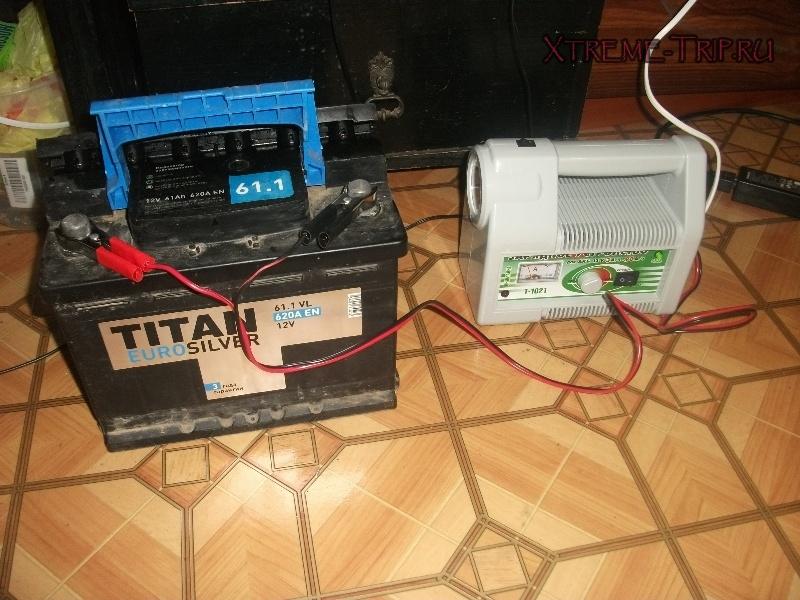 Зарядное Устройство Автоэлектрика Т-1021 Инструкция - фото 9