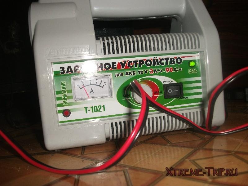 Зарядное Устройство Автоэлектрика Т-1021 Инструкция - фото 8