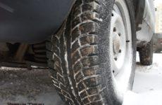 Matador MP30 Sibir Ice 2 Suv — мои новые зимние шипованные шины. Отзыв на Ниве Шевроле