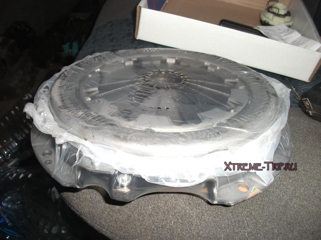 диск и корзина